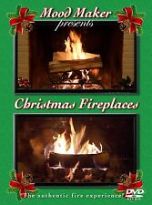 Christmas Fireplace DVD (2014)