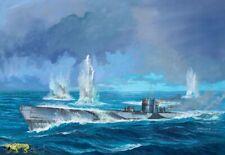 Revell 05166 Deutsches U-Boot Typ IX C - U67 / U154 - 1:72