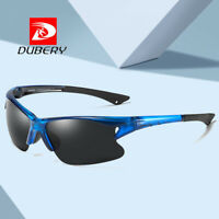 DUBERY Men Sport Polarized Sunglasses Outdoor Driving Riding Fishing Glasses Hot