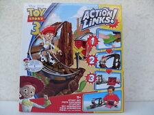 action links jessie salvataggio toy story pista acrobatica stunt set piste link