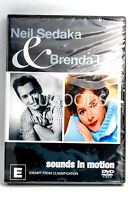 Neil Sedaka & Brenda Lee -Rare DVD Aus Stock -Music New Region ALL