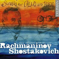 Robert Irvine (cello)  Graeme McNaught (piano) - Rachmaninov and [CD]