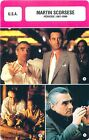 FICHE CINEMA USA Martin Scorsese Réalisateur Scénariste Producteur Période 1987-