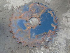 CULTIVATOR DRILL 14 INCH DISC 4MM THICK 72MM HOLE