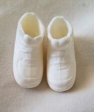 Barbie High Top Classic white Flat Foot Tennis Shoes Boots Sneakers Athletic Gym