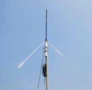 Professional GP Aluminum alloy Antenna for FM Transmitter 1/4 wave BNC/TNC
