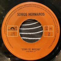 """latin funk italo disco 7"""" SOMOS HERMANOS Pueblo Funky Town ♫ Mp3 1980 Mexico"""