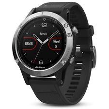 Garmin Fenix 5 Smartwatch silber/schwarz GPS-Multisport-Smartwatch Sportuhr