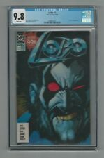 Lobo #1 CGC 9.8 NM/M DC Comics 11/90 Simon Bisley Cover L.E.G.I.O.N. Alan Grant