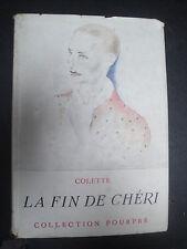 La Fin de Chéri - Colette - 1951