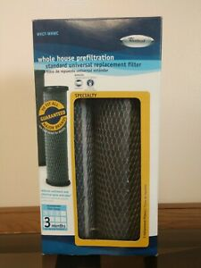 Whirlpool Whole House Prefiltration Standard Capacity Filters 2 Pack WHCF-WHWC