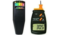 Ghost Hunting K-II K2 Meter EMF Detector + Ambient Air Detect Thermometer 2KIT