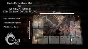 Arkham Horror 2nd Edition Custom Game Mat