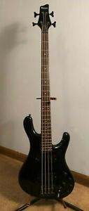 Ibanez EDB 400 Ergodyne Bass Great Starter or Practice Bass Guitar!!!