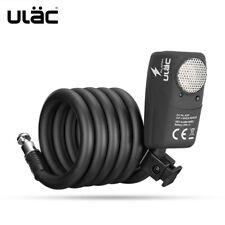 ULAC Bike Alarm Security Cable Lock Bold 5/7 Anti-theft Waterproof Lock 110db