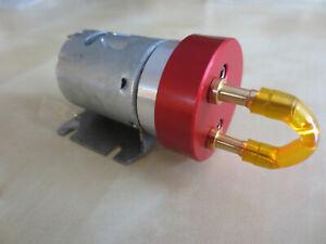 Smokepumpe Smokerpumpe Rauchpumpe Pump for Smoke PM1200 Zahnradpumpe 4,8-8,4V