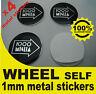 tapas llantas ruedas 1000 MIGLIA wheel center caps 4x metal STICKERS
