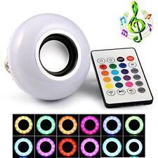 Bluetooth 6W LED Light Bulbs