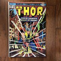 The Mighty Thor #229 (Nov 1974, Marvel)