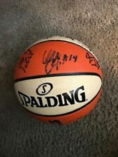 Chicago Sky 2019 Team Autographed WNBA Ball  COA/Proof*