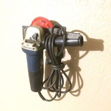 "4 1/2"" Angle grinder S wall holder Storage Rack for 1 DeWalt Milwaukee Makita"