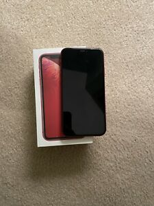 Apple iPhone XR - 128GB - Red (Unlocked) A1984