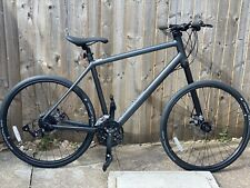 2019 Cannondale Hybrid Commuter ,Large Lefty,Bad Boy , Serviced ,Rare