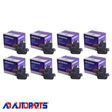 8 Oem Ignition Coils Bsc1144 + 8 Bosch Platinum +2 Spark Plugs 4304