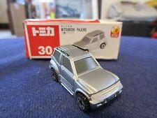 Tomica Taito Prize Half Size #30 Mitsubishi Pajero HO Scale 1:87