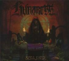 "LIMITED EDITION- CD - ""SPELL EATER"" - HUNTRESS+neu+ovp++"