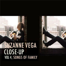 Suzanne Vega : Close-up: Songs of Family - Volume 4 CD (2012) ***NEW***