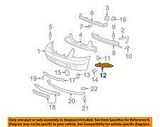 GMC GM OEM 07-14 Yukon XL 1500 Front Bumper-Outer Filler Left 10376175