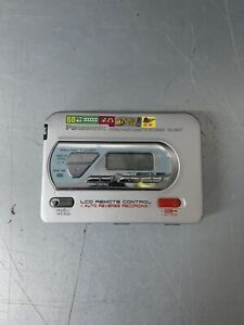 Panasonic RQ-SX97F Walkman Portable Cassette Player Recorder - Not Tested