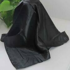 Bandanna Silk Satin Feel 50cm Small Square Head Neck Scarf Vintage Elegant A168