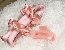 Silk Hair Curling Ribbon - 100% Mulberry Silk - Heat Free Curls