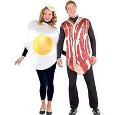 Amscan International Adults Breakfast Buddies Couple Costume