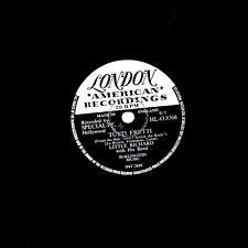 CLASSIC LITTLE RICHARD 78  TUTTI FRUTTI / LONG TALL SALLY  UK LONDON HL-O 8366 E