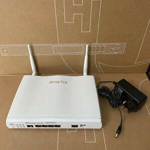 DrayTek Vigor 2862n | ADSL / VDSL | Wireless Router | Power Cable |