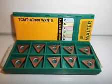 Walter Wendeplatten TCMT16T308 WXN10 Wendeschneidplatten ***Neu***