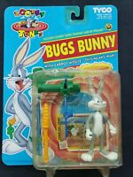 BUGS BUNNY w/ Carrot Missile Looney Tunes Tyco #1010 Warner Bros 1993 NEW N PACK