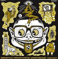 "DIRT STYLE 25th Anniversary 7"" NEW PICTURE DISC VINYL Thud Rumble DJ Q-Bert ski"