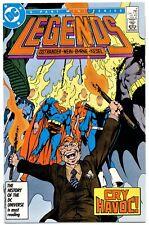 LEGENDS #4(2/87)2nd NEW SUICIDE SQUAD(BATMAN/FLASH/DR. FATE)(CGC IT)9.8(BYRNE)!1