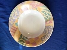 Intrigue by Sango 4889 LOT OF 6 SOUP CEREAL BOWLS