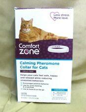 Comfort Zone Calming Pheromone Breakaway Collar for Cats