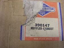 Muffler W/ Exhaust Pipe  Briggs & Stratton 390147