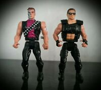 Terminator 2 T2 Action Figure Bundle Kenner Carolco 91 Vintage Schwarzenegger