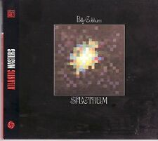 Billy Cobham ' Spectrum ' CD album fold-out digipack, Atlantic/Warner Jazz