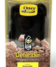"""NEW OEM Authentic Otterbox Defender Case With Holster for iPhone 6 6S 4.7"""" Black"""