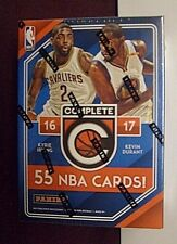 2016/17 PANINI COMPLETE*f/s*BASKETBALL BOX*L@@K for AUTOGRAPHS & GOLD INSERTS*