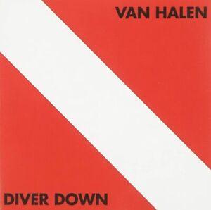 VAN HALEN - VAN HALEN : DIVER DOWN (CD ALBUM 2001) RARE NEW AND SEALED